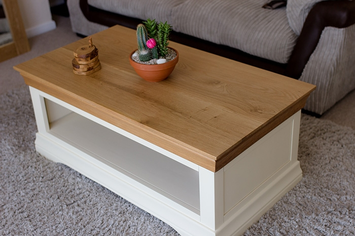 Awesome Popular Cream And Oak Coffee Tables For Oh My Style Affordable Fashion Blog House (Image 6 of 40)