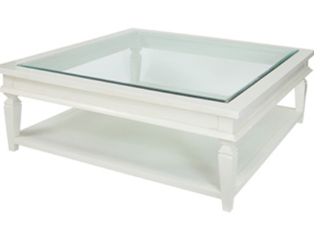 Awesome Popular Glass Square Coffee Tables Pertaining To Square Wood Coffee Table With Drawers And Glass Top Jericho (View 39 of 50)
