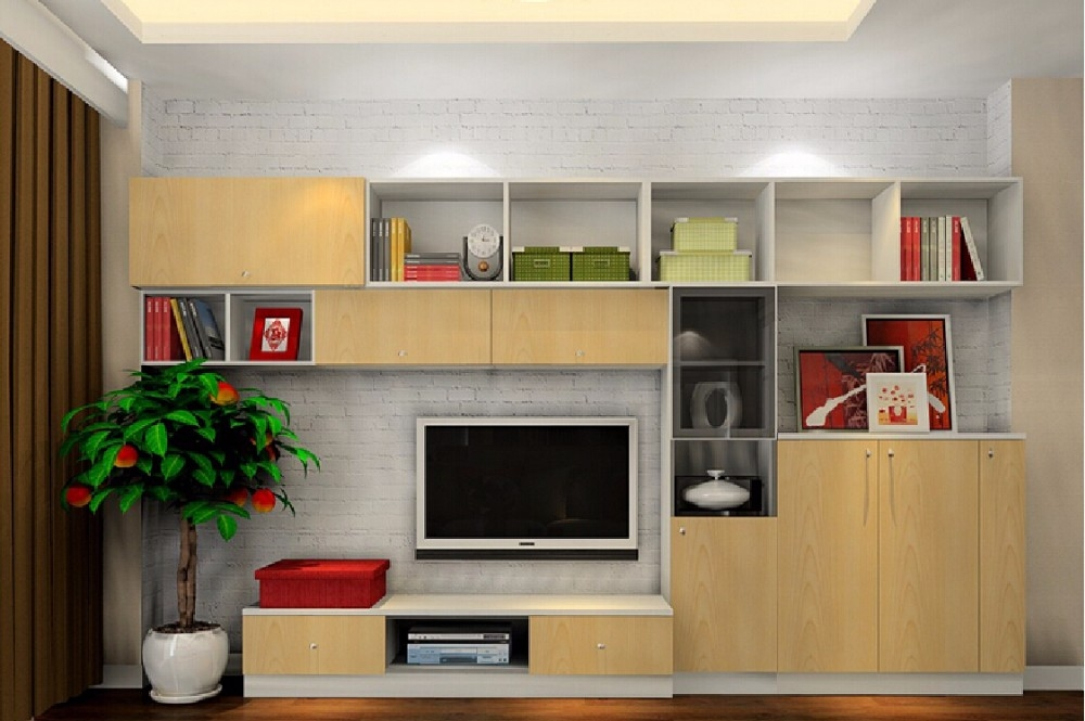 Awesome Popular L Shaped TV Cabinets Within New Design Living Room Furniture L Shaped Tv Cabinet Buy L (Image 6 of 50)