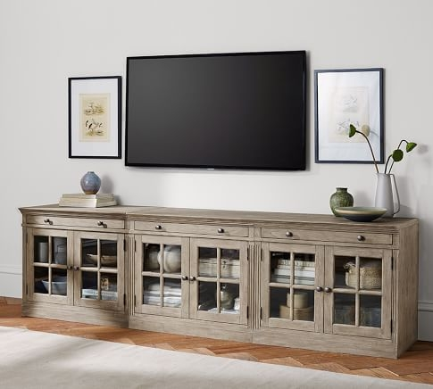 Awesome Popular Large TV Cabinets Inside Best Narrow Tv Cabinet With Doors 17 Best Ideas About Tv Cabinets (View 23 of 50)