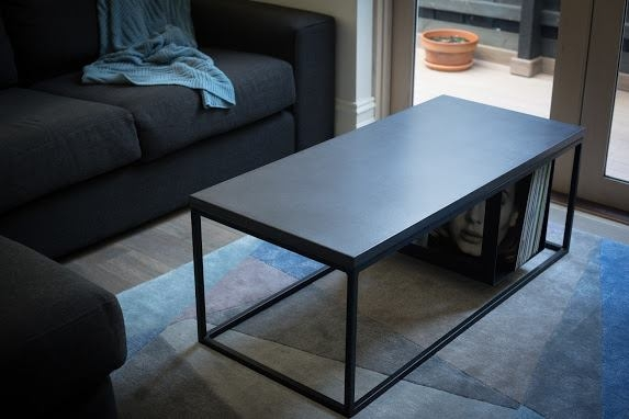 Awesome Popular Madison Coffee Tables With Concrete Madison Coffee Table Lumber Furniture (Image 5 of 40)
