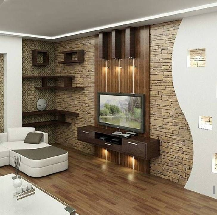 Awesome Popular Modern TV Cabinets Designs With Best 25 Tv Wall Units Ideas Only On Pinterest Wall Units Media (Image 6 of 50)