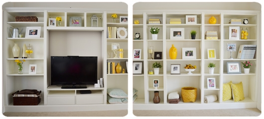 Awesome Popular TV Stands With Bookcases Throughout Billy Bookcases To Built Ins Ikea Hackers Ikea Hackers (Image 8 of 50)