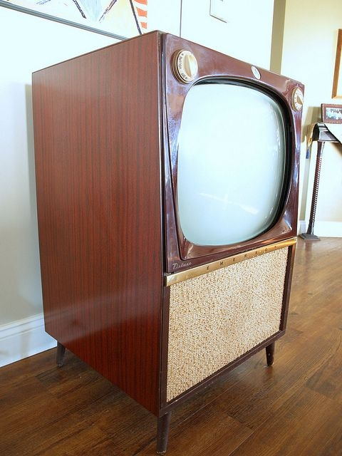 Awesome Popular Vintage Style TV Cabinets Within 262 Best Vintage Television Sets Images On Pinterest Vintage (Image 3 of 50)