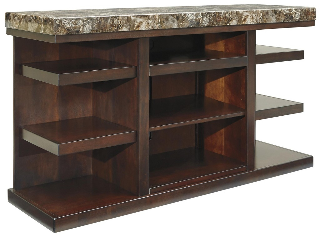 Awesome Popular Walnut TV Stands For Flat Screens Within Walnut Tv Stands For Flat Screens (Image 7 of 50)