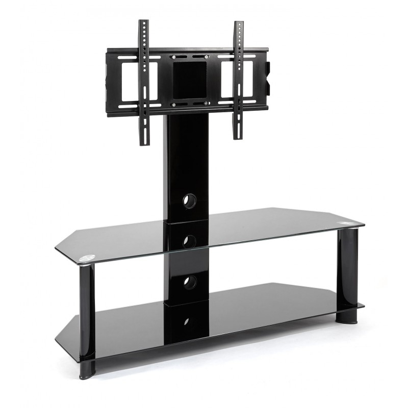 Awesome Popular White Cantilever TV Stands For Tv Stands With Mount Cantilever Tv Stands Mmt Furniture (Image 5 of 50)