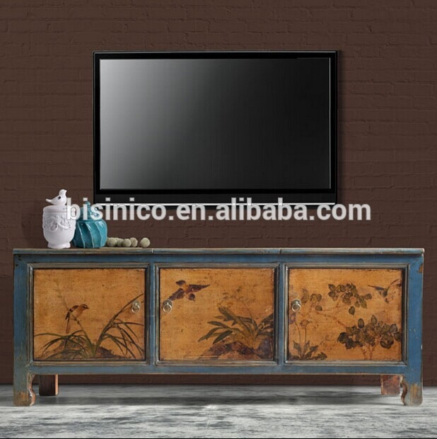 Awesome Preferred Asian TV Cabinets Pertaining To Chinese Style Living Room Wooden Tv Cabinetantique Decorative (View 24 of 50)