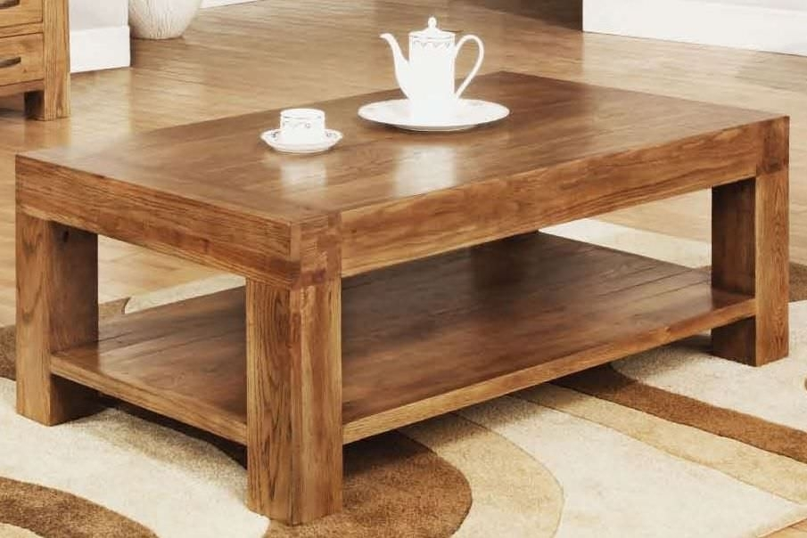 Awesome Preferred Oak Coffee Table Sets Inside Decorating Oak Coffee Table Home Furniture And Decor (Image 7 of 50)