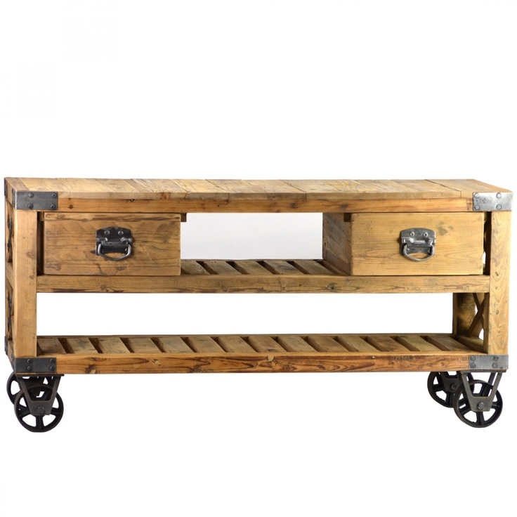 Awesome Preferred Rustic TV Stands Inside 10 Best Tv Stands Images On Pinterest Family Room Furniture (Image 5 of 50)