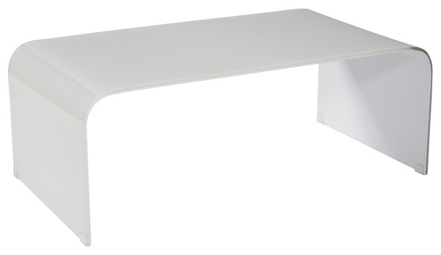 Awesome Preferred White And Glass Coffee Tables For Coffee Tables Ideas Modern White And Glass Coffee Table White (Image 6 of 40)