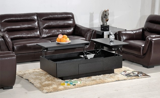 Awesome Premium Coffee Tables With Lift Top And Storage With Regard To Lift Top Up And Down Modern Storage Coffee Table Coffee Tables (Image 2 of 50)