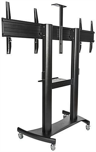 Awesome Premium Dual TV Stands With Regard To Dual Screen Tv Stand Vesa Compliant (Image 10 of 50)