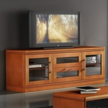 Awesome Premium Light Cherry TV Stands In 82 Best Tv Stands Images On Pinterest Corner Tv Stands Corner (Image 9 of 50)