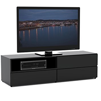 Awesome Premium Nexera TV Stands With Amazon Nexera 60 Inch Tv Stand 223106 Black Kitchen Dining (View 12 of 50)