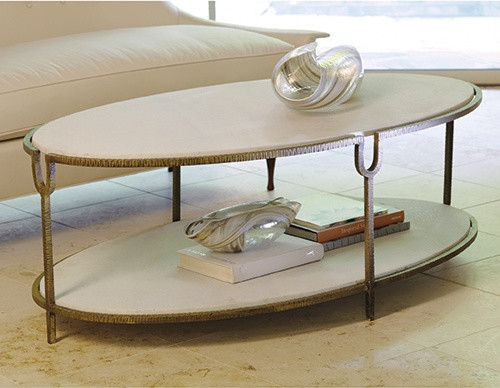 Awesome Premium Oblong Coffee Tables Intended For Best Modern Oval Coffee Table Ideas (Image 7 of 40)