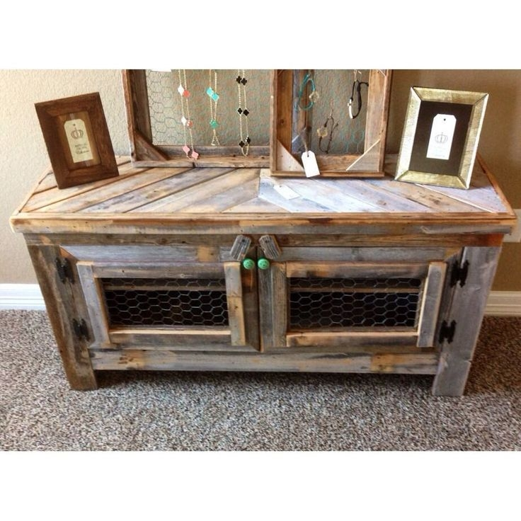 Awesome Premium Rustic Looking TV Stands Intended For 19 Best Becky Sherman Images On Pinterest Farm Tables Home And Live (Image 7 of 50)
