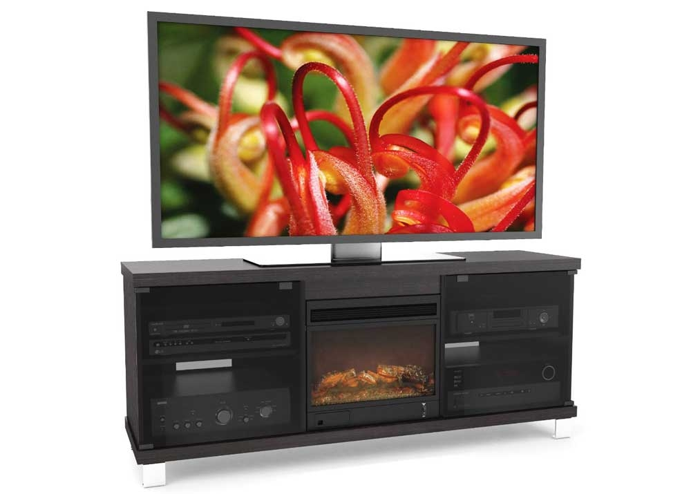 Awesome Premium Sonax TV Stands For Electric Fireplace Tv Stand To Maximize Available Space Exist Decor (View 15 of 50)