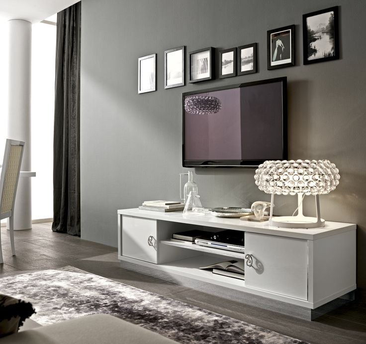 Awesome Premium White TV Stands For Flat Screens With 57 Best Tv Stands For Plasma And Lcd Flat Screen Images On (Image 10 of 50)