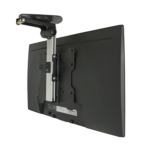 Awesome Series Of Bracketed TV Stands With Amazon Mount It Mi 4222 Tv Ceiling Mount Kitchen Under (Image 8 of 50)