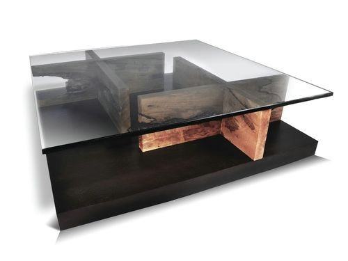 Awesome Series Of Glass And Stone Coffee Table Pertaining To 112 Best Coffee Tables Images On Pinterest Coffee Tables Glass (Image 7 of 50)