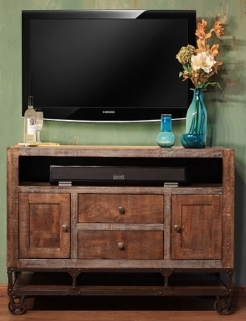 Awesome Series Of Gold TV Stands Pertaining To Gold 52 Tv Stand (View 46 of 50)