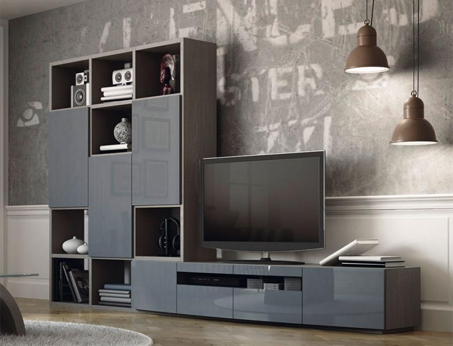Awesome Series Of Grey Wood TV Stands With Tv Stands Espresso Floating Tv Stands For Flat Screen Floating Tv (Image 6 of 50)