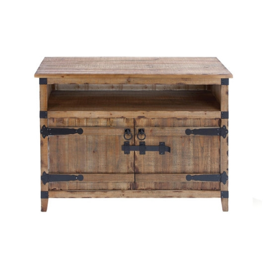Awesome Series Of Joss And Main TV Stands Regarding Charles Media Console Tv Stands Joss Main Industrial (View 9 of 50)