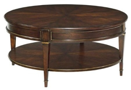Awesome Series Of Large Round Low Coffee Tables Within Large Round Coffee Table (View 4 of 50)