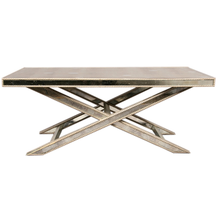 Awesome Series Of Mirrored Coffee Tables Intended For Amy Mirrored Coffee Table Liberty Interior How To Build A (View 37 of 50)