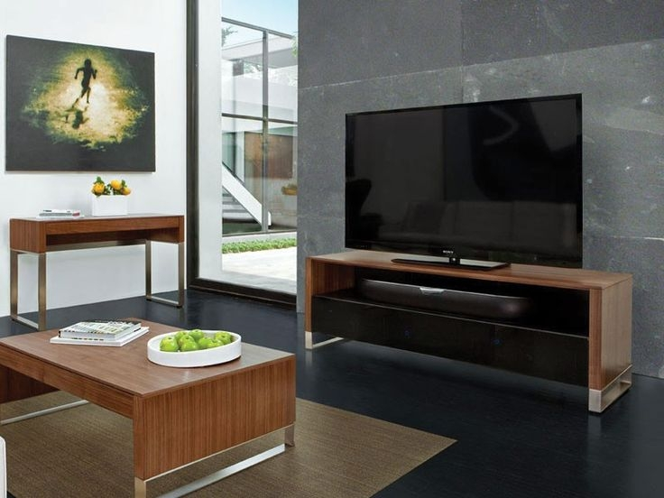 Awesome Series Of Modern Plasma TV Stands With Regard To 168 Best Wooden Tv Stands Images On Pinterest Tv Cabinets (Image 6 of 50)