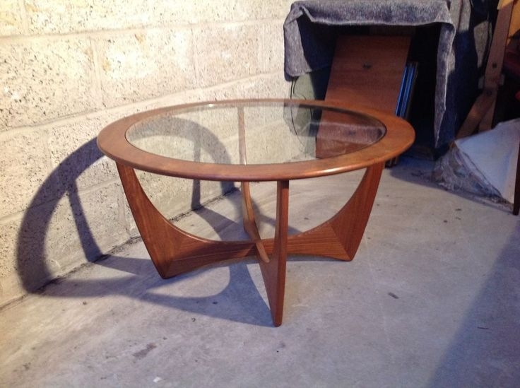 Awesome Series Of Retro Teak Glass Coffee Tables For 82 Best Tables Images On Pinterest Coffee Tables Mid Century (View 28 of 50)