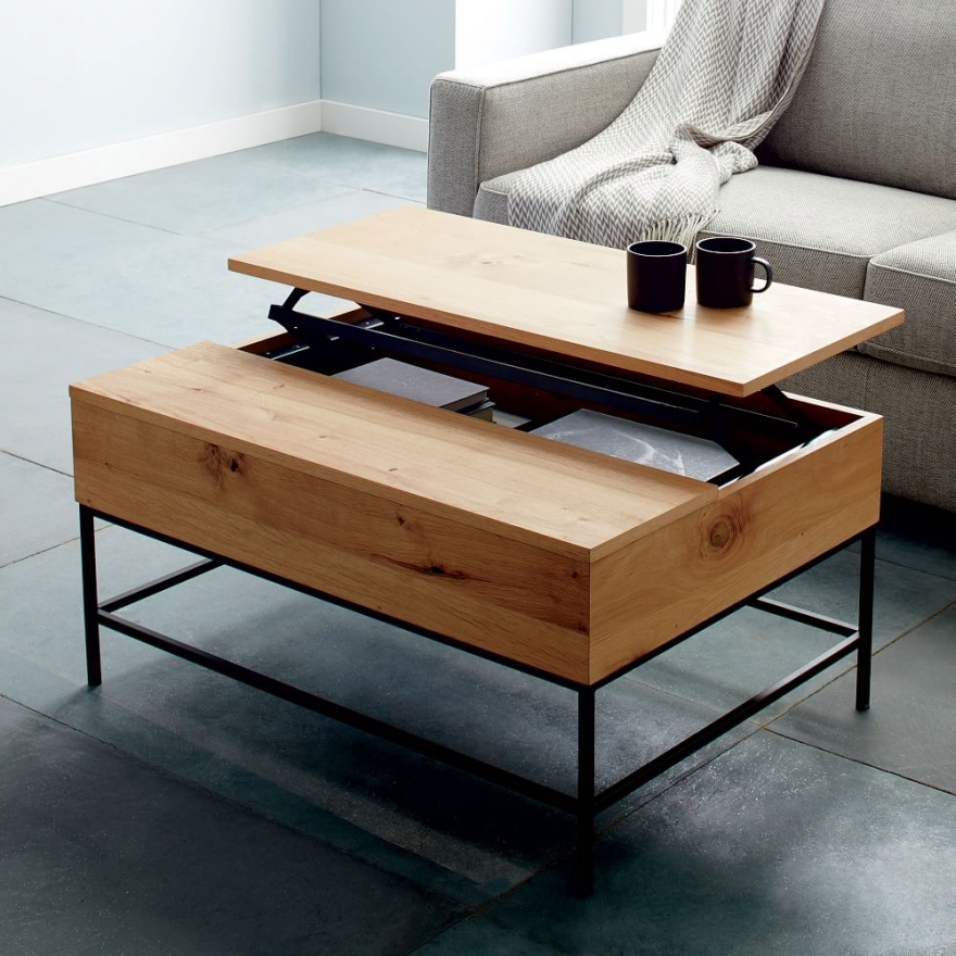 Awesome Series Of Storage Coffee Tables Pertaining To 10 Coffee Tables Designed For Storage Core (View 37 of 50)