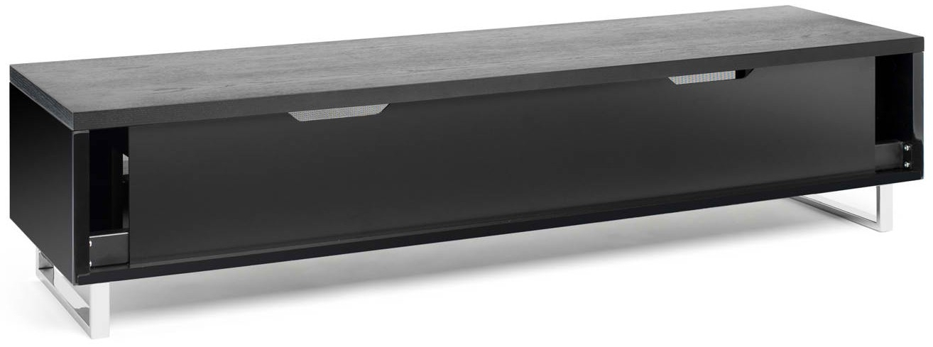 Awesome Series Of Techlink TV Stands With Regard To Techlink Panorama Topped Low Cabinet With Drop Down Door And (Image 8 of 50)