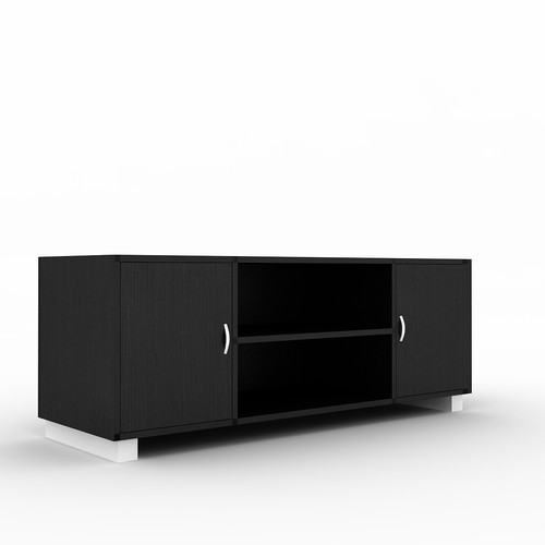 Awesome Series Of Wenge TV Cabinets Throughout Buy Housefull 100008107 Campbell 18 X 472 X 155 Inch Tv Cabinet (Image 7 of 50)
