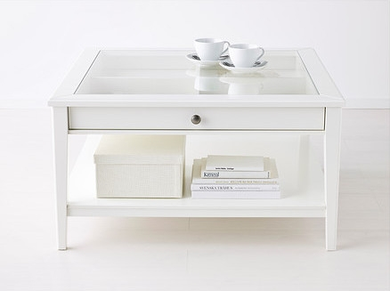 Awesome Series Of White Coffee Tables With Storage Throughout Low White Coffee Table With Storage (View 9 of 50)
