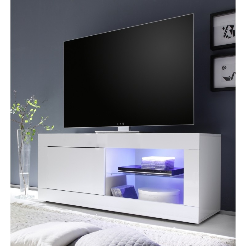 Awesome Series Of White Small Corner TV Stands Throughout Tv Stands New Limited Edition Tall Narrow Tv Stand Images Tall Tv (Image 4 of 50)