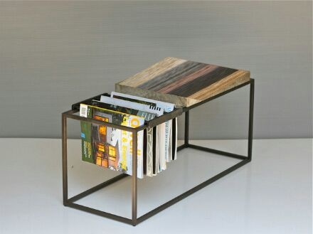 Awesome Top Coffee Tables With Magazine Rack With Regard To Coffee Table Magazine Ujito (View 2 of 50)