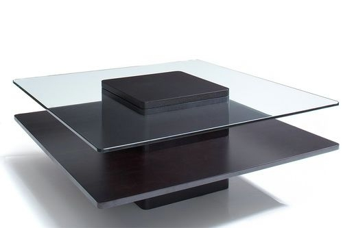 Awesome Top Dark Glass Coffee Tables With Fine Modern Black Coffee Table Vghbaoak Modrest Gemstone Oak T (Image 10 of 50)