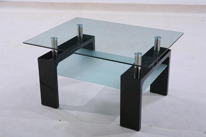 Awesome Top Modern Glass Coffee Tables  With Regard To Glass Coffee Table Modern Table And Estate (Image 9 of 50)