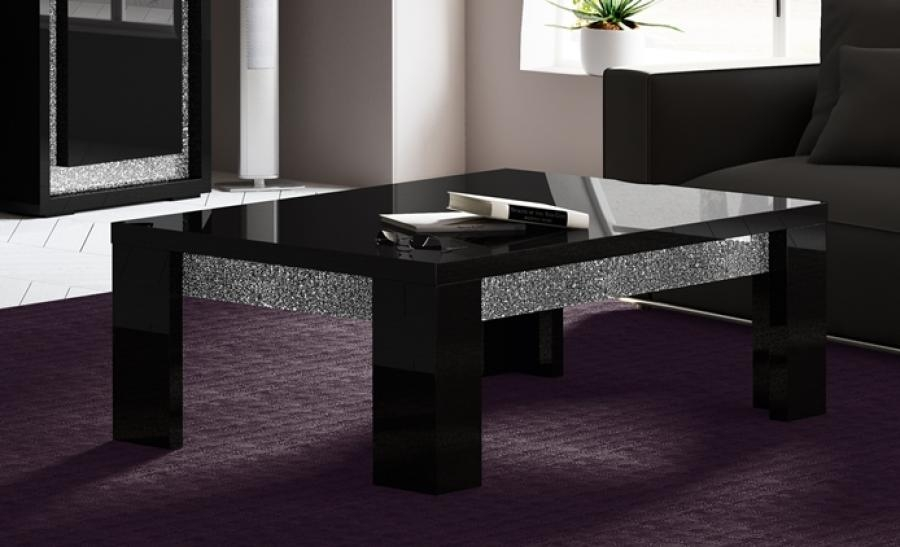 Awesome Top Square Black Coffee Tables Intended For Coffee Table Mesmerizing Black Coffee Tables Round Black Coffee (View 37 of 40)