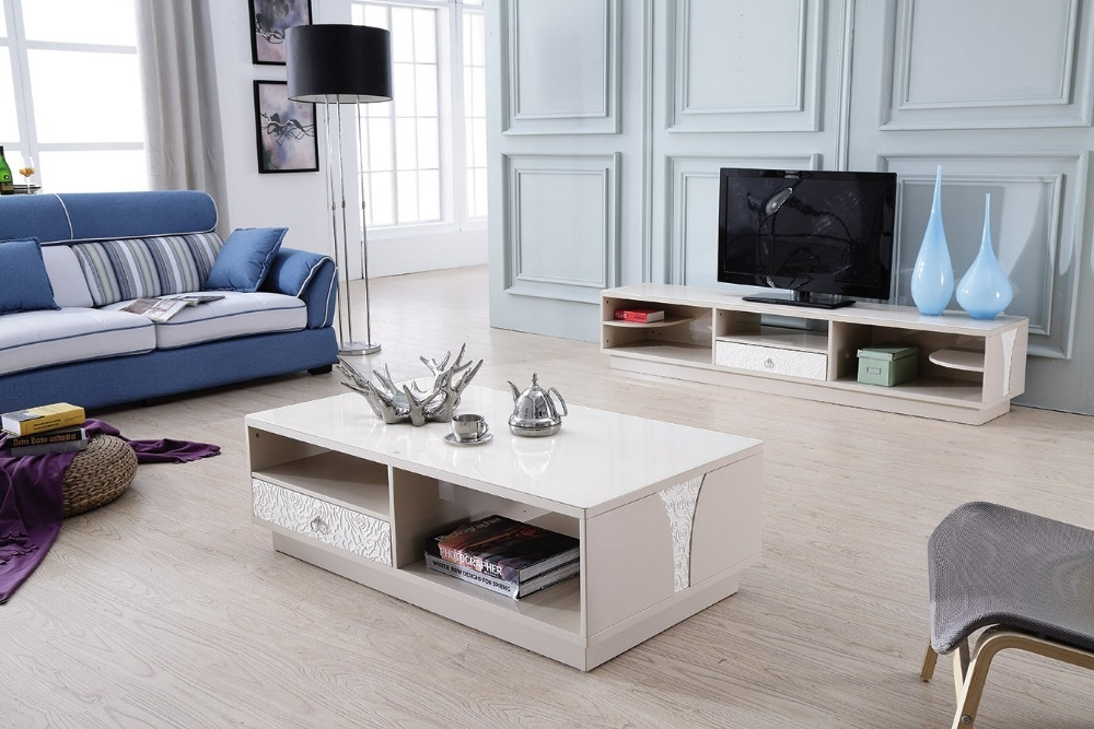 Awesome Top Tv Cabinet And Coffee Table Sets Inside Table Magnifier Picture More Detailed Picture About Lizz Tv Stand (View 14 of 40)