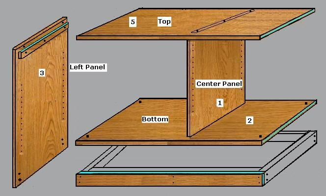 Awesome Top Wide Screen TV Stands Pertaining To Pdf Woodwork Widescreen Tv Stand Plans Download Diy Plans The (Image 5 of 50)