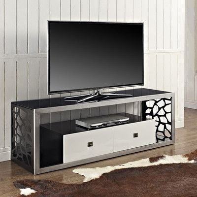 Awesome Trendy All Modern TV Stands Regarding 24 Best Tv Stand Images On Pinterest Modern Tv Stands Home And (Image 4 of 50)