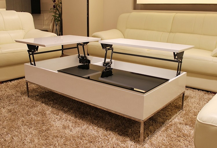 Awesome Trendy Elevating Coffee Tables Pertaining To Lift Top Coffee Table Walmart (Image 8 of 50)