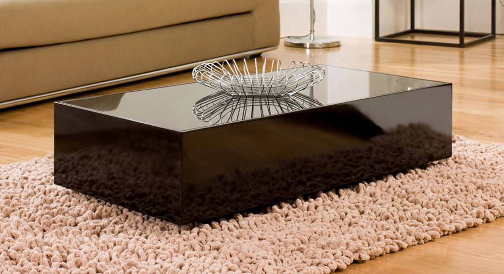 Awesome Trendy Gloss Coffee Tables With Regard To Coffee Tables Black Gloss (Image 11 of 50)