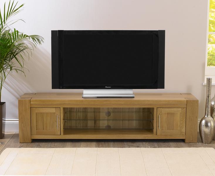 Awesome Trendy Long Oak TV Stands For Oak Unit Mangat Tall Corner Tv Unit Oak Shade Tribeca Oak Tv (View 4 of 50)
