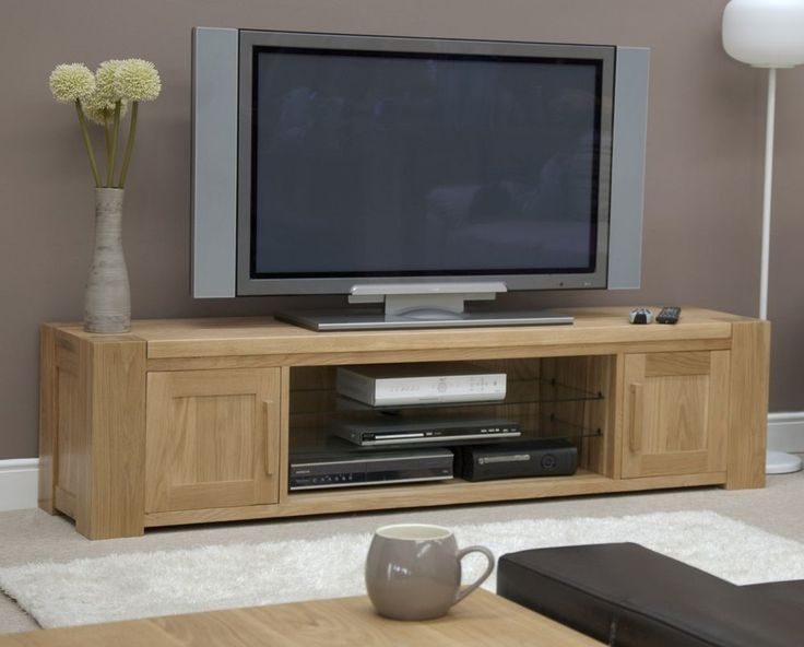 Awesome Trendy Oak Furniture TV Stands Within Best 25 Solid Oak Furniture Ideas Only On Pinterest Oak (View 22 of 50)