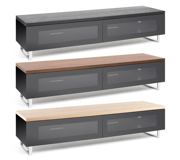 Awesome Trendy Panorama TV Stands Pertaining To Buy Techlink Panorama Pm160w Tv Stand Free Delivery Currys (Image 14 of 50)