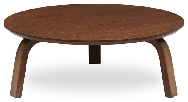 Awesome Trendy Round Coffee Tables With Drawer Throughout Fancy Round Wood Coffee Table Round Wood Coffee Table With Drawer (Photo 25 of 50)