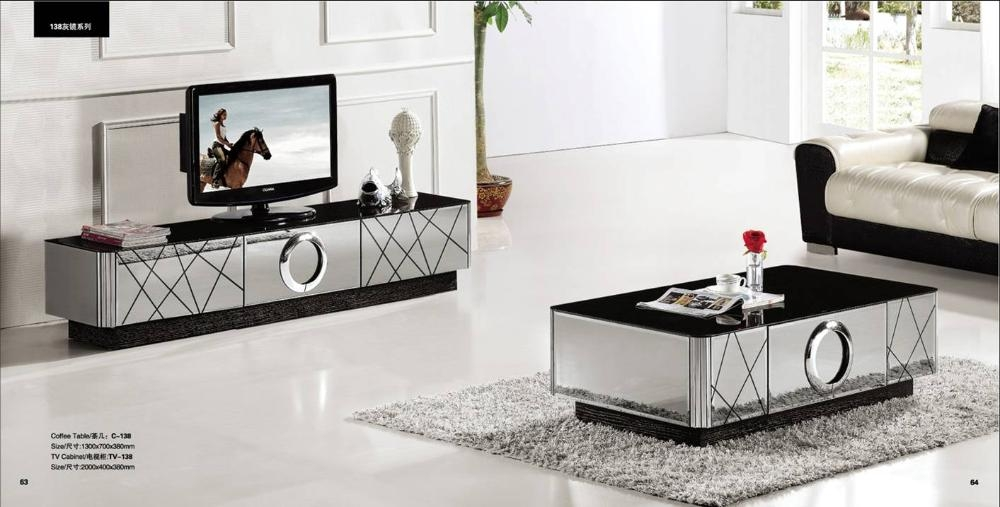 Awesome Trendy TV Stands Coffee Table Sets Within Living Room Table Set Coffee Tables Calgary Coffetable Coffee (Image 9 of 50)